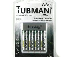 Tubman Batteries