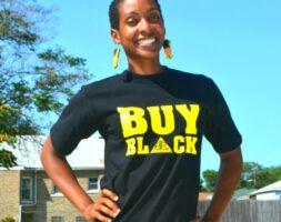 Buy Black Tee